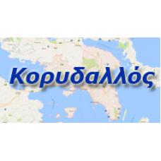 ΟΙΚΟΠΕΔΟ 170ΤΜ-ΑΝΩ ΚΟΡΥΔΑΛΛΟΣ